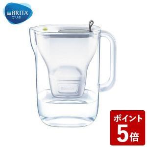 BRITA(ブリタ) マクストラプラススタイル グレー カートリッジ 3個付き|n-tools