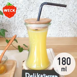 WECK デリカテッセン 180mL ウェック WE-995 DELIKATESSEN