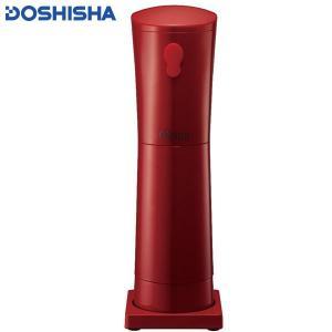 大人のふわふわ氷かき器 レッド DHIS-19RD ドウシシャ|n-tools