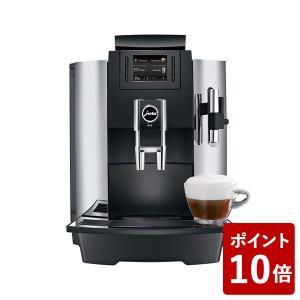 ユーラ 全自動コーヒーマシン WE8 ブラック×クロム 11953 jura|n-tools