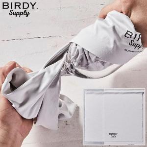 BIRDY. Supply グラスタオル Lサイズ クールグレー GTL-CG  バーディ サプライ|n-tools