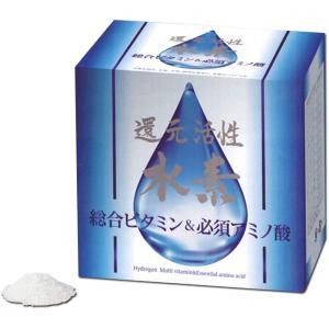 ロイヤルジャパン 還元活性水素・総合ビタミン&アミノ酸 1,500mg×60包 n-yakuhin