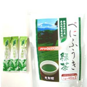 べにふうき緑茶 1g×45包|n-yakuhin