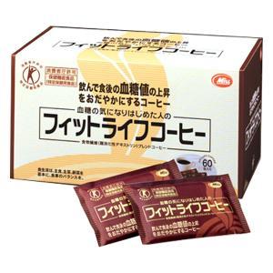 【メール便送料無料】ミル総本社 フィットライフコーヒー 8.5g×60包 n-yakuhin