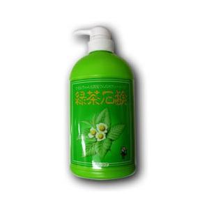 宇治森徳 緑茶ボディーソープ 550ml〈かおりちゃん〉お茶屋さんボディーソープ|n-yakuhin