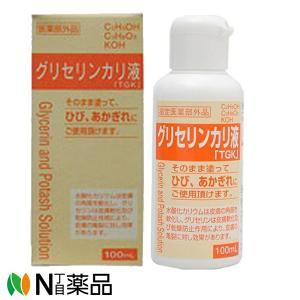 大洋製薬 皮膚保護 グリセリンカリ液(ベルツ水) 100ml 【医薬部外品】 n-yakuhin