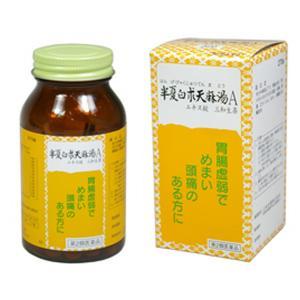 【第2類医薬品】サンワ半夏白朮天麻湯A 錠剤 270T (はんげびゃくじゅつてんまとう)|n-yakuhin