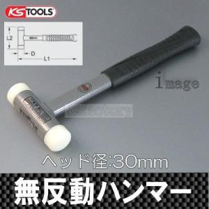 KSTOOLS ナイロンヘッド無反動(ショックレス)ハンマー  φ30mm 140.5271 n2factory