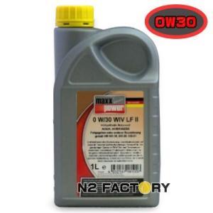 店長おすすめ!maxxpower  0W-30 Fully-Synthetic  VW WIV Longlife II Engine Oil 1L /マックスパワー  フォルクスワーゲンロングライフIIエンジンオイル n2factory