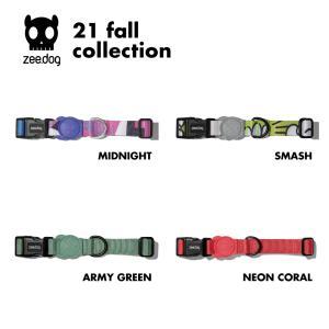 2021 カラー Sサイズ 首輪 ZEE DOG ジードッグ zeedog ZEEDOG n47