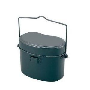 ・昔からあるキャンプ・アウトドアで煮炊きに使う道具です。 ・上フタ・中フタは容器として使用できます。...