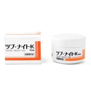 薬用ツブ・ナイトK ゲル (医薬部外品)|nabike