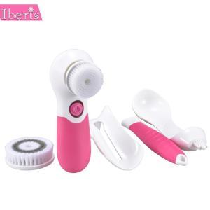 ビューティーケアシリーズ Iberis 電動洗顔&ボディブラシ HB-FWK2|nabike