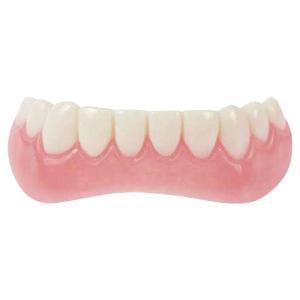 インスタントスマイル 下用ティース(仮歯) フィッティングビーズ付き フリーサイズ SML004|nabike