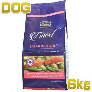 リニューアル フィッシュ4ドッグ サーモン 小粒 6kg fish4dogs正規品