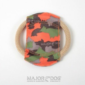 メジャードッグ フリスビー ミニ 特殊繊維 犬用おもちゃ MAJORDOG|nachu