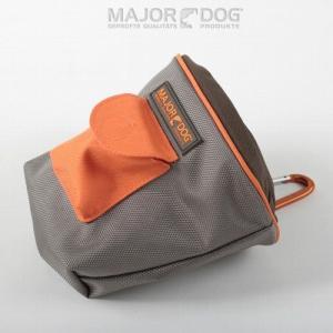 メジャードッグ Belt Bag plain-coloured (ベルトバッグ プレーン) トリートポーチ おやつ入れ|nachu