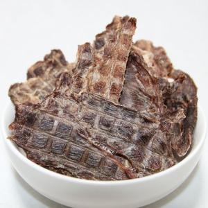 最短賞味2020.1・ボン アシェット Premium 三重県産 ジビエ鹿さん薄切りジャーキー 100g|nachu