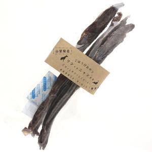 最短賞味2020.12・ワンさまニャンさま シカ肉 無添加かみかみジャーキー ロング 20g 犬用お...