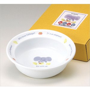 NARUMI(ナルミ)子供用食器 みんなでたべよ ポリッジボール|nacole
