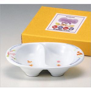 NARUMI(ナルミ)子供用食器 みんなでたべよ 離乳皿|nacole