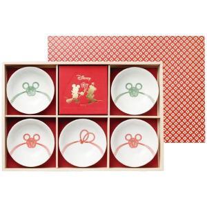 ギフト ディズニー Disney)結び ミッキーマウス 小鉢揃 結婚内祝い 出産内祝い 贈答品 贈り物 お返し nacole