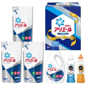 P&G アリエールイオンパワージェル洗剤ギフトセット PGIG-30X nacole