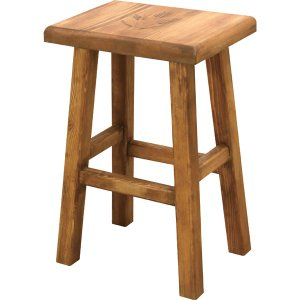 Foret フォレスツール角 幅30cm 天然木 木製 無垢 椅子 いす イス カントリー おしゃれ 人気 おすすめ|nacole