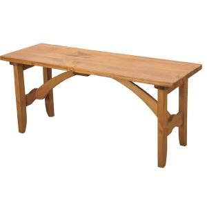 Foret フォレベンチ 幅98cm 天然木 木製 無垢 食卓 椅子 チェア カントリー おしゃれ 人気 おすすめ|nacole