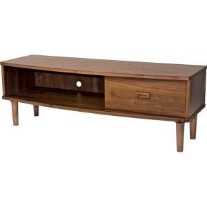 テレビボード 幅120cm Tomte トムテ 天然木 木製 テレビ台 TVボード 収納 おしゃれ 人気 おすすめ|nacole