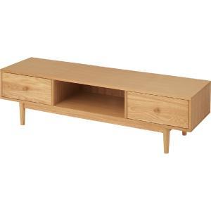 テレビボード ナチュラル 幅150cm 天然木 木製 テレビ台 TVボード 収納 おしゃれ 人気 おすすめ nacole