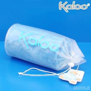 Kaloo カルー ビーチコレクションビーチタオル ミッドナイトブルー|nacole