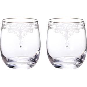 ギフト ジルスチュアート ペアタンブラー 日本製 洋ガラス食器 結婚内祝い 出産内祝い 贈答品 贈り物 お返し|nacole