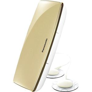 ギフト Panasonic パナソニック)低周波治療器 ポケットリフレ シャンパンゴールド 結婚内祝い 出産内祝い 贈答品 贈り物 お返し|nacole