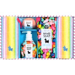 ギフト Rody ロディ)ハンドソープ&タオルセット 石鹸 結婚内祝い 出産内祝い 贈答品 贈り物 お返し|nacole