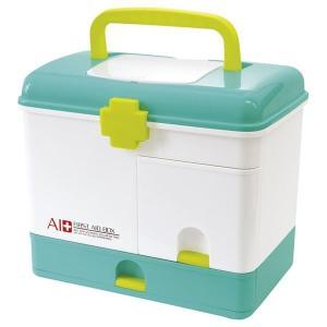 便利な救急箱(日本製)(内祝い おしゃれ ギフト 贈答品)|nacole