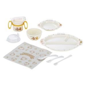 ティニーメイト ベビー食器セット(日本製 洋食器)(内祝い おしゃれ ギフト 贈答品)|nacole