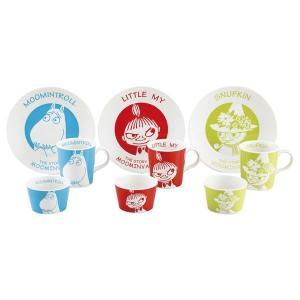 ムーミン 9PCセット(日本製 洋食器)(内祝い おしゃれ ギフト 贈答品)|nacole