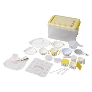 ギフト ティニーメイトベビー食器セット ケース付 日本製 結婚内祝い 出産内祝い 贈答品 贈り物 お返し nacole