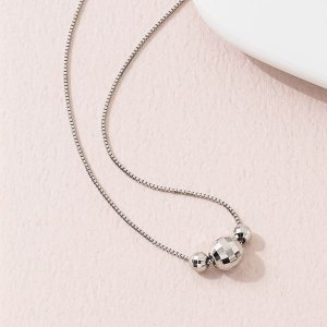 ギフト ルーシールーシー プラチナ デザインネックレス 日本製 結婚内祝い 出産内祝い お中元 ギフト 御中元 贈答品 贈り物 お返し|nacole