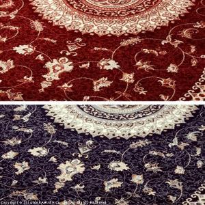 トルコ製 ウィルトン織りラグ マルディン 240x240cm|nacole|03