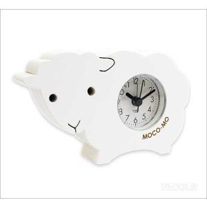 モコモ 時計 ヒツジ ホワイト|nacole