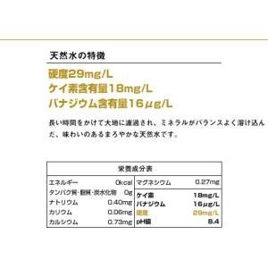 ミネラルウォーター 極上プレミアム天然水 伊豆の天然水29 2L×6本|nacole|02