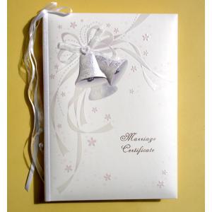 結婚証明書 ベル(結婚内祝い 出産内祝い おしゃれ ギフト お返し)|nacole