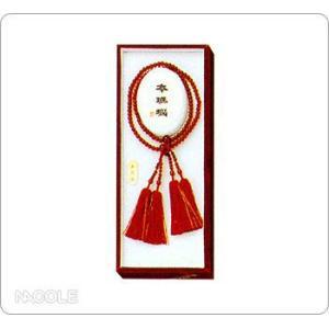 数珠・念珠 女性用 本メノウ 振分(結婚内祝い 出産内祝い おしゃれ 寒中見舞いギフト お返し)|nacole