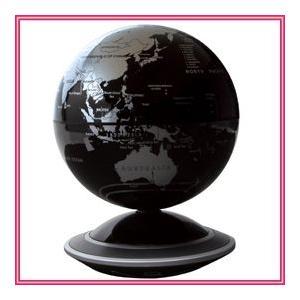 地球儀 KG-140AE インテリアになる自動回転式の地球儀です。|nadeshico