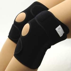 かるがる膝ベルト2枚入 ブラック Mサイズ|nadeshico