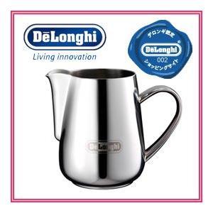 デロンギ ミルクジャグ MJD400 ステンレス製 ミルクピッチャー ミルク|nadeshico