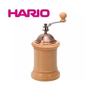 2月末頃入荷予定 HARIO ハリオ コーヒーミル・コラム CM-502C CM502C 天然木コーヒーミル/コーヒーメーカー/|nadeshico