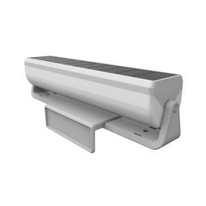 ムサシ 明かりセンサー付きソーラー外壁・フェンスライト(S-C1000L)|nadeshico